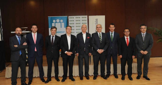 Fotos ponentes y patrocinadores