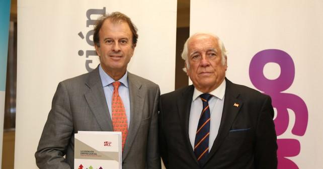 Carlos Espinosa e Ignacio Osborne